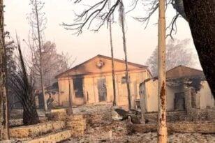 ΑΠΟΚΛΕΙΣΤΙΚΟ - Λαμπίρι: Κάηκε λίγο πριν την επένδυση 40 εκ. ευρώ - ΦΩΤΟ