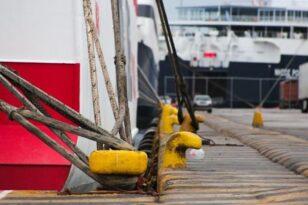 Στο λιμάνι της Ανάφης προσέκρουσε πλοίο με 395 επιβάτες