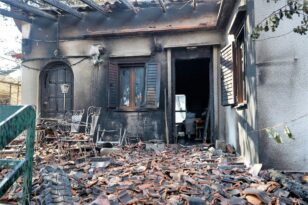 Φωτιές: Όλα τα μέτρα για τους πυρόπληκτους - 120.000 ευρώ η ανώτατη συνολική στεγαστική συνδρομή