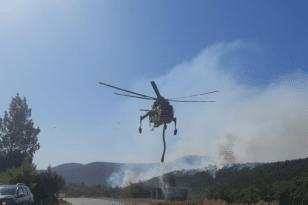 pyrosbestiko Helikopter