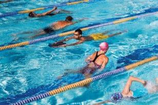 Η επιστροφή των διαδρομών κολύμβησης από την Αμαλιάδα