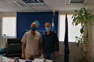 Συνάντηση του ΠΑΣΑΠ με την Περιφέρεια Δυτικής Ελλάδας
