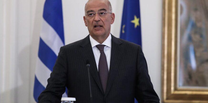 Ο Νίκος Δένδιας ενημέρωσε τους ΥΠΕΞ της ΕΕ για νέες τουρκικές προκλήσεις