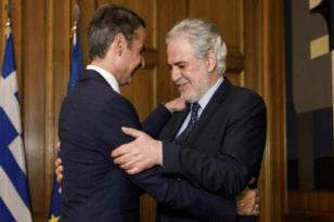 Νέος υπουργός Πολιτικής Προστασίας ο Χρήστος Στυλιανίδης