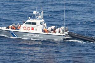 Μεσσηνία: Επιχείρηση διάσωσης 150 μεταναστών σε ξύλινο σκάφος – Αγνοείται μία γυναίκα
