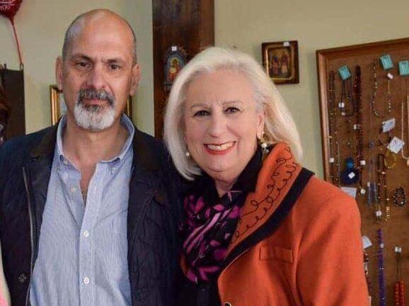 Πάτρα-Μπονάνος για τη Λιολιώ Κολυπέρα: «Αφησε ένα κοινωνικό αποτύπωμα ισχυρό, προσφοράς, ανθρώπινης αλληλεγγύης»