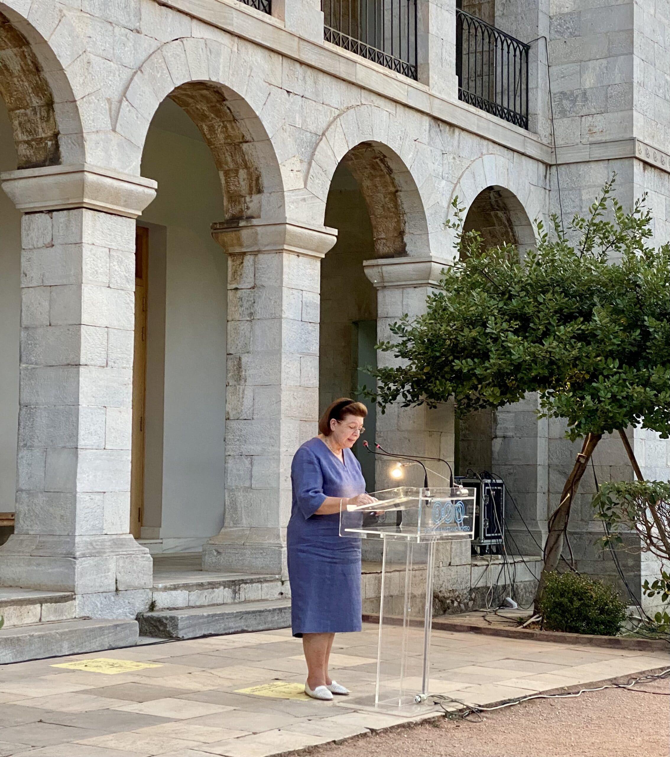 Λίνα Μενδώνη: «Η Ναυμαχία της Ναυπάκτου συγκαταλέγεται στις μεγαλύτερες ναυμαχίες όλων των εποχών»