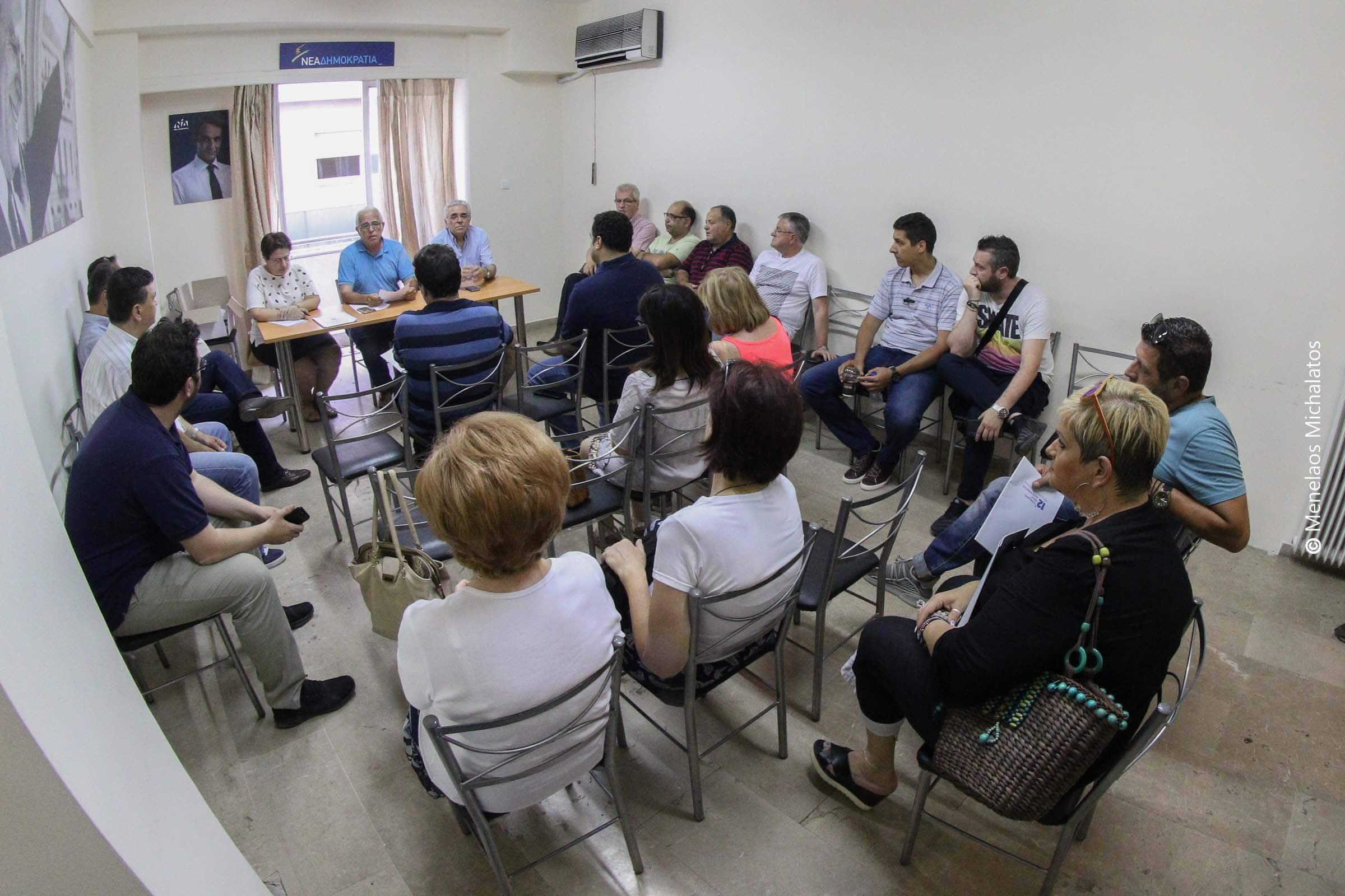 Αντώνης Κουνάβης - Η πρώτη επίσημη δήλωση υποψηφιότητας για την τοπική κάλπη της Ν.Δ.