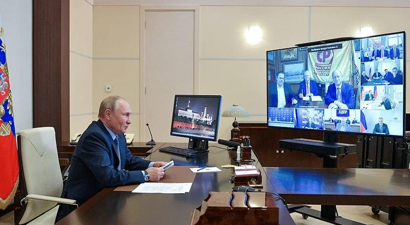 Ρωσία: Εκατοντάδες διαδήλωσαν στη Μόσχα – Καταγγέλλουν τα αποτελέσματα των βουλευτικών εκλογών
