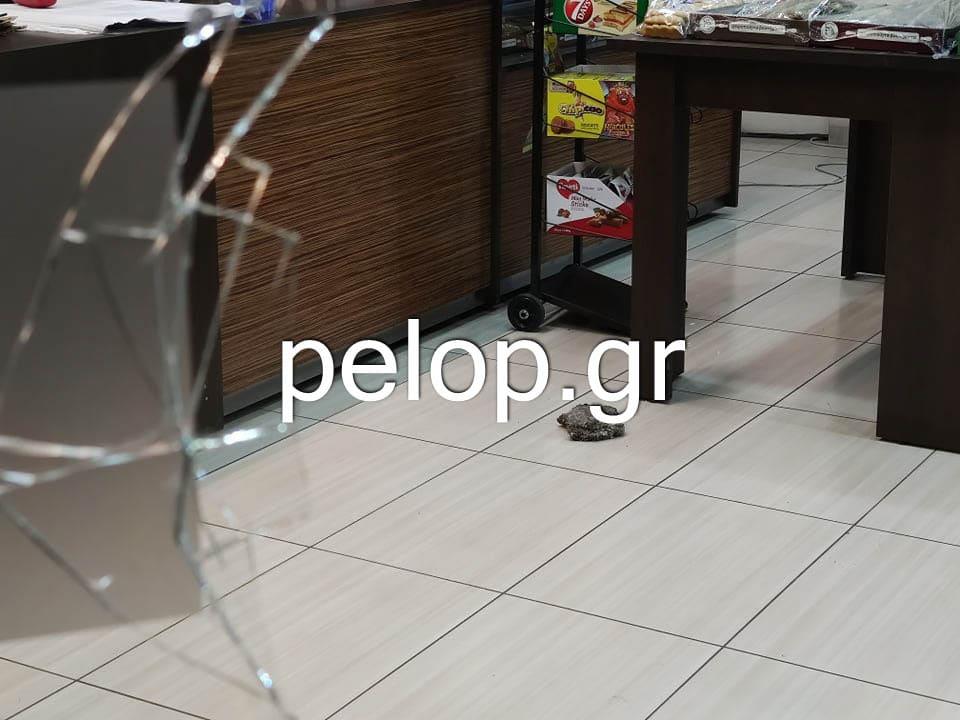 Πάτρα: Άγνωστος … έσπασε αρτοποιείο - ΦΩΤΟ
