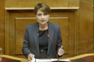 Χριστίνα Αλεξοπούλου Βήμα Βουλής