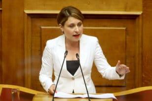 Χριστίνα Αλεξοπούλου Βουλή 1