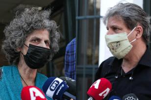 Μαργαρίτα Θεοδωράκη: «Δεν είναι αδερφός μου» - Νίκος Κουρής: «Θα κάνω DNA test»