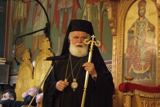 Στην Ιερά Σύνοδο του Οικουμενικού Πατριαρχείου ο Μητροπολίτης κ. Αλέξιος