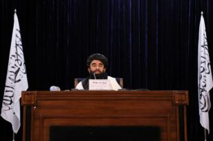 Αφανιστάν: Οι Ταλιμπάν ανακοίνωσαν κυβέρνηση