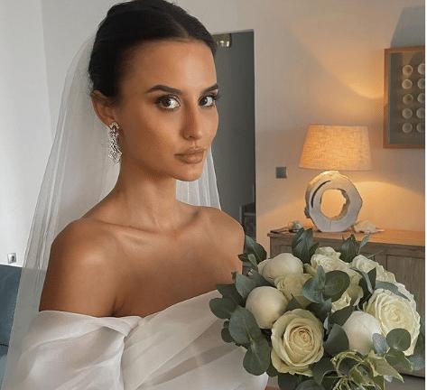 Ο παραμυθένιος γάμος της Λούσι Γουάτσον στο Φισκάρδο