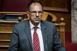 Γεραπετρίτης: Θέμα ημερών ο νέος υπουργός Πολιτικής Προστασίας