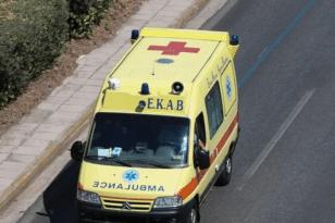 Τροχαίο στη ΒΙΠΕ: Ενας τραυματίας από εκτροπή οχήματος