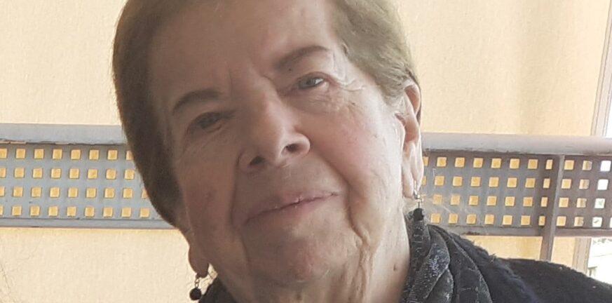 Η Μαρία Αντωνοπούλου - Σπανοπούλου «έφυγε» από τη ζωή