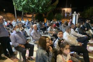 Τα 200 χρόνια της επανάστασης τιμήθηκαν στο Μαζαράκι