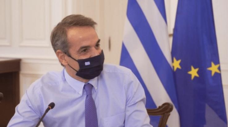 Από τη Γαλλία στις σεισμόπληκτες περιοχές της Κρήτης ο Μητσοτάκης