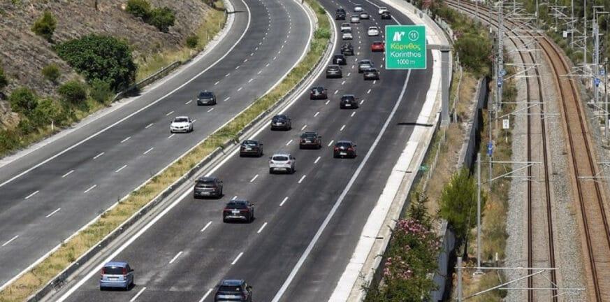 Νέα Οδός: Κυκλοφοριακές ρυθμίσεις στον Ανισόπεδο Κόμβο Καλυφτάκη