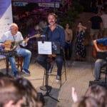 Εβδομάδα Ευαισθητοποίησης για τον Καρκίνο: Μια υπέροχη βραδιά στη Γεροκωστοπούλου με τον Ρένο Χαραλαμπίδη ΦΩΤΟ