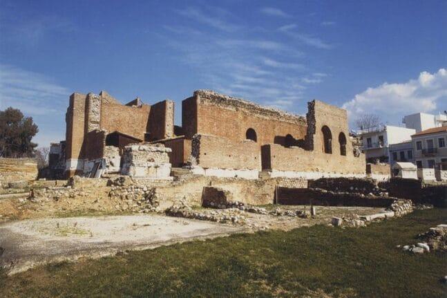 ρωμαικο ωδειο πατρας