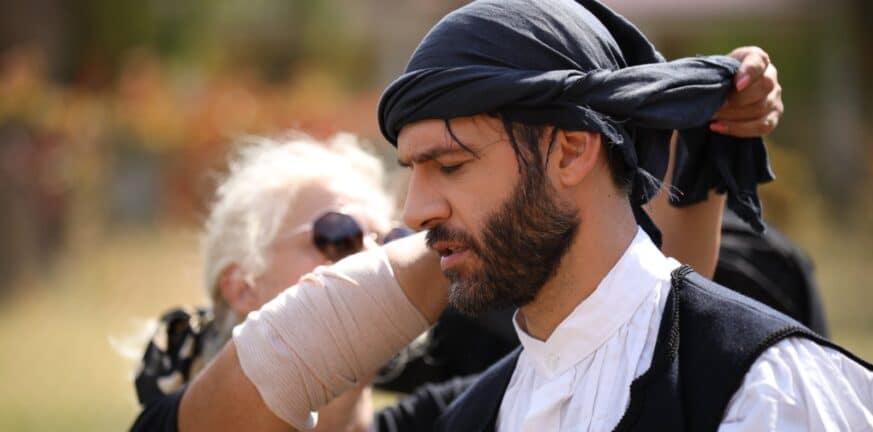 Στη μεγάλη οθόνη ο Πατρινός Γεράσιμος Σοφιανός - Μιλάει στην «Π» για την ταινία που αφορά το ολοκαύτωμα της Σαμοθράκης