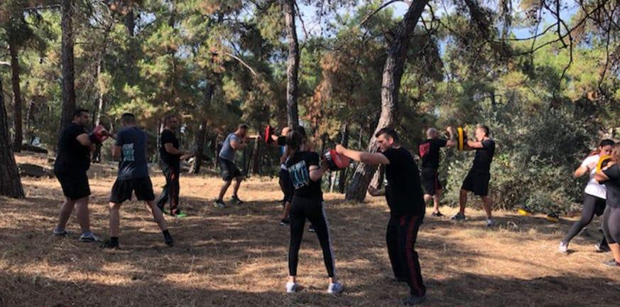 Δωρεάν μαθήματα αυτοπροστασίας για γυναίκες στο Πάρκο Εκπαιδευτικών Δράσεων του Δήμου Πατρέων
