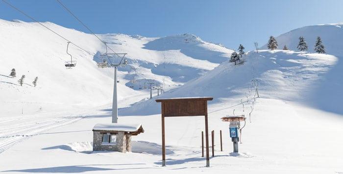 Προκήρυξη ανοιχτού διεθνή διαγωνισμού σχετικά με την «Εγκατάσταση επεξεργασίας λυμάτων στο Χιονοδρομικό Κέντρο Καλαβρύτω