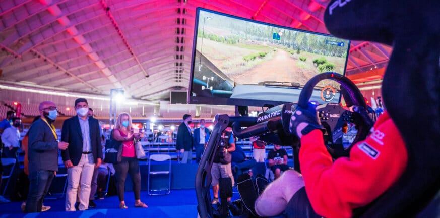 Ο Παγκόσμιος Πρωταθλητής του eSports WRC αναδείχθηκε στην Ελλάδα!