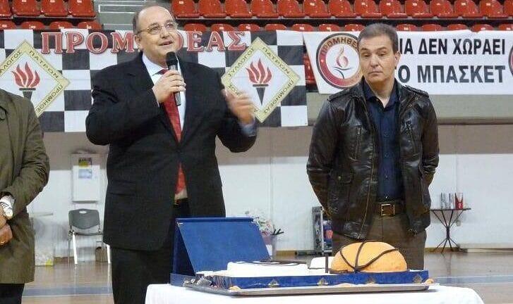 Η απάντηση του Χρήστου Χριστοδούλου στην πρόταση του Βαγγέλη Λιόλιου να αναλάβει πρόεδρος της ΚΕΔ/ΕΟΚ