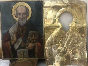 Πάτρα: Έκλεψε εικόνα του Αγίου Νικολάου, αλλά....