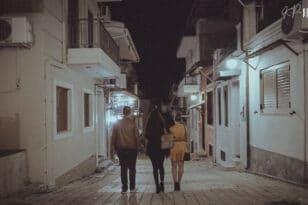Μυρσίνη - Μια ταινία μικρού μήκους για μια μεγάλη βόλτα στην Πάτρα