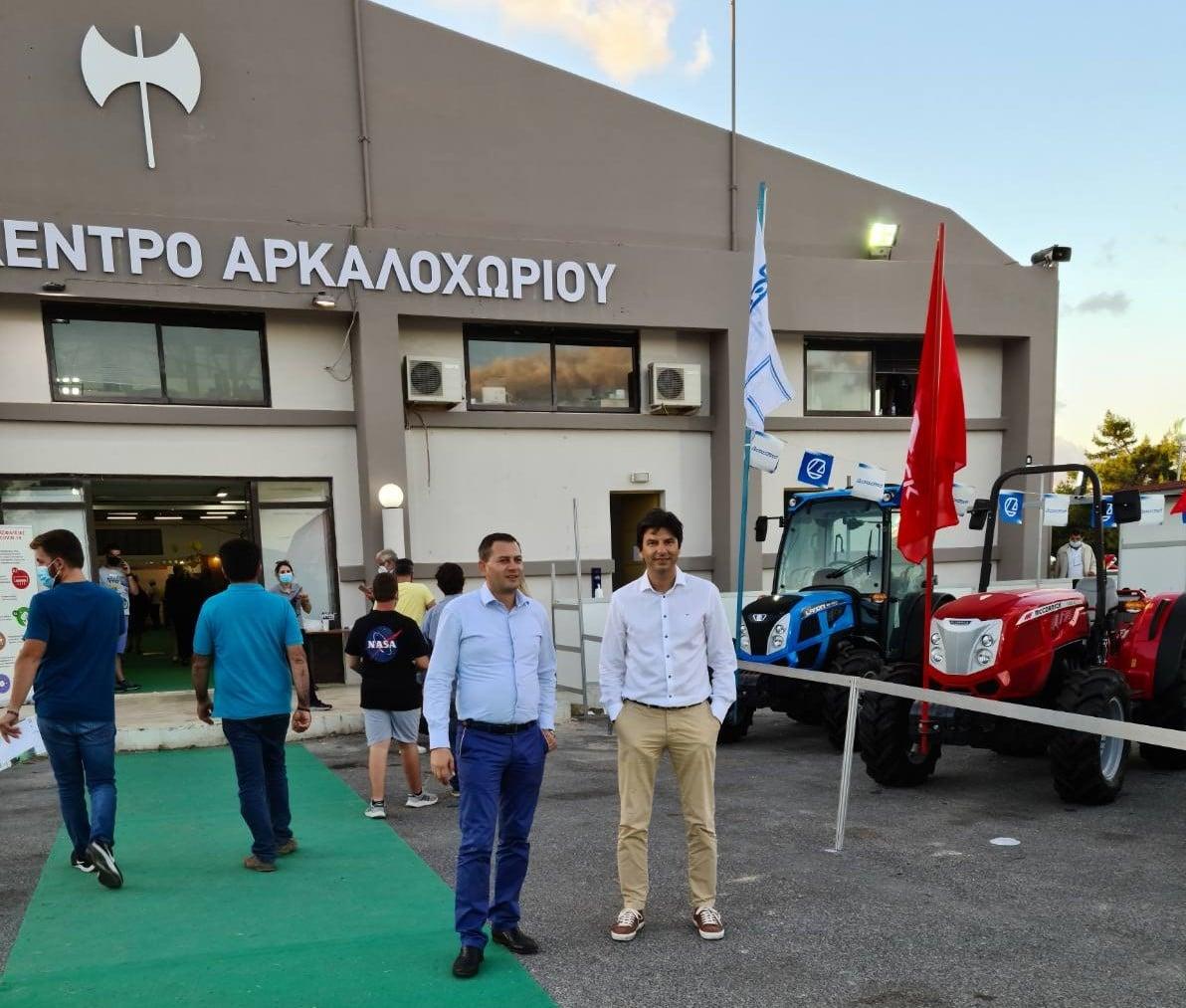 Διαπεριφερειακή συνεργασία Δυτικής Ελλάδας - Κρήτης στον Αγροδιατροφικό τομέα