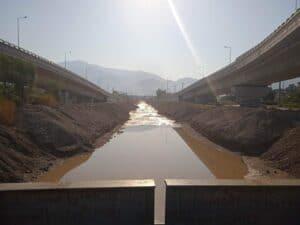 Συνεχίζονται οι καθαρισμοί ρεμάτων από συνεργεία της Περιφέρειας Δυτικής Ελλάδας ΦΩΤΟ