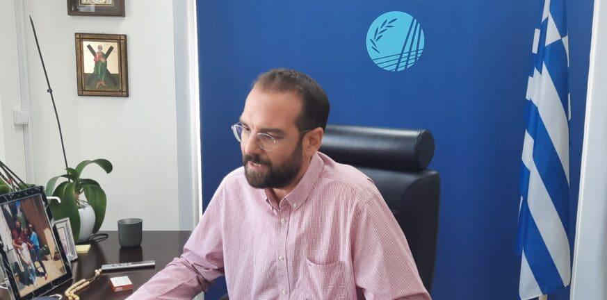 Σεμινάριο στην Περιφέρεια για την Κλιματική Αλλαγή - Τι είπε ο Φαρμάκης