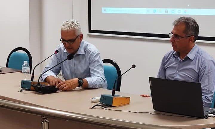 Το αυτοκινητοδρόμιο, το Patras IQ και όλα τα εν εξελίξει έργα υποδομής στο Δήμο Ερυμάνθου στη συνεδρίαση της ΣΕΑΔΕ