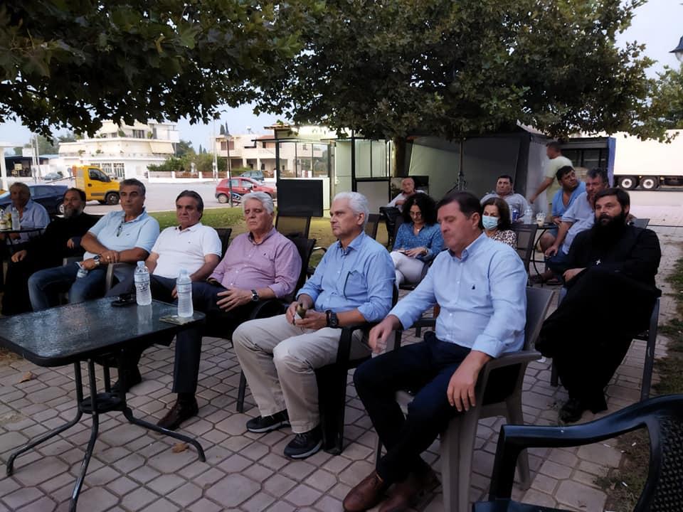 Αχαΐα: Ενημερωτικές εκδηλώσεις με θέμα το μεταχρωματικό έλκος των πλατάνων