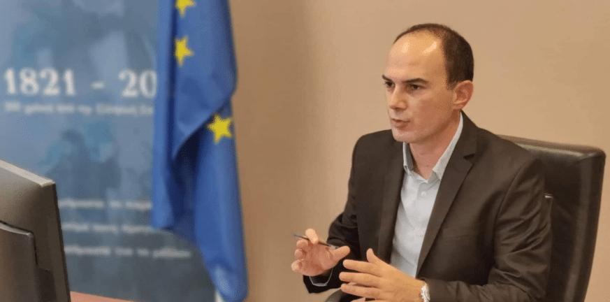 Ο Αντιπεριφερειάρχης Λάμπρος Δημητρογιάννης στην Επιτροπή Προστασίας Περιβάλλοντος της Βουλής για τις πυρόπληκτες περιοχές
