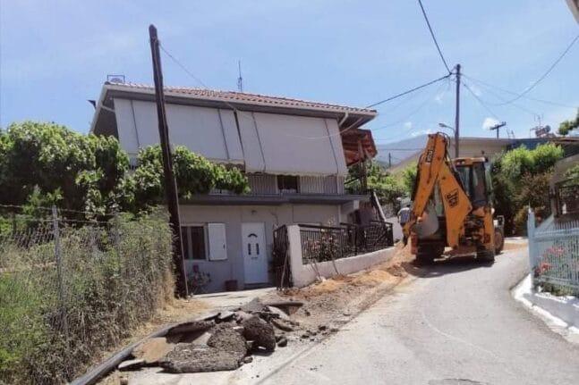 Πάτρα: «Οργασμός» οδικών έργων και ύδρευσης σε Ρωμανό και Ελεκίστρα