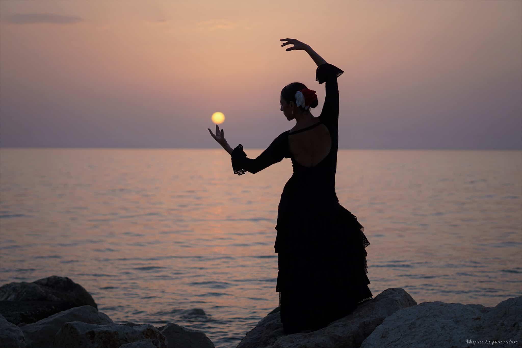 Σιλένα Γασπαρινάτου - Το Πατρινό αστέρι του Φλαμένκο στην Γρανάδα