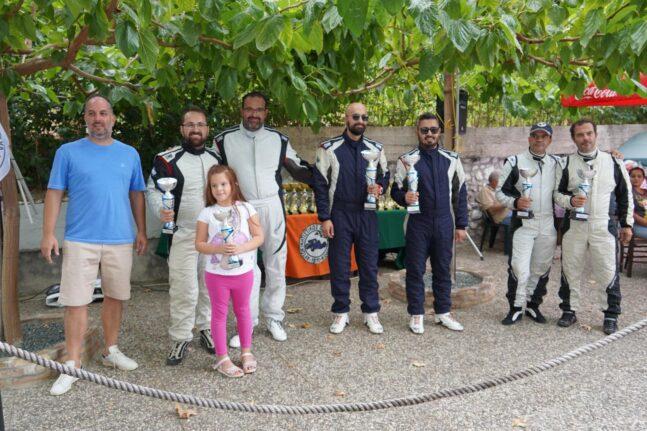 Τέρμα τα γκάζια στο Ράλι Αχαιός - Ολοι οι νικητές και φωτογραφίες