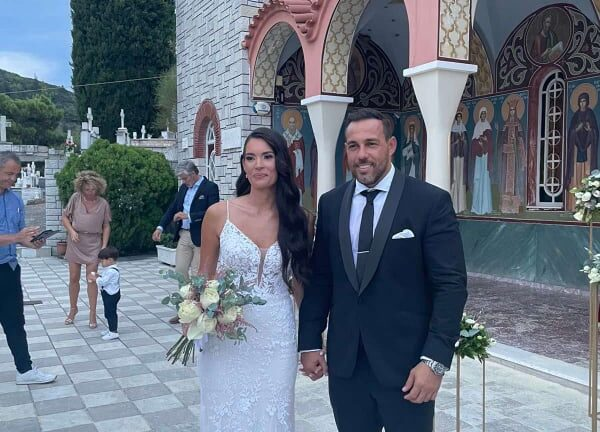 Από την Πάτρα στην Ναύπακτο για τον υπέροχο γάμο του Λευτέρη και της Δήμητρας ΦΩΤΟ