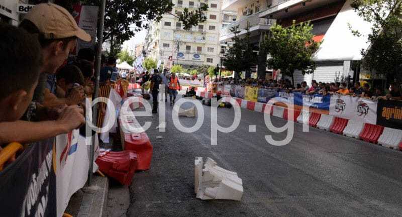 Στη ΜΕΘ Παίδων ο μικρός Φώτης που τραυματίστηκε κατά τη διάρκεια του PICK Patras - Πως έγινε το ατύχημα