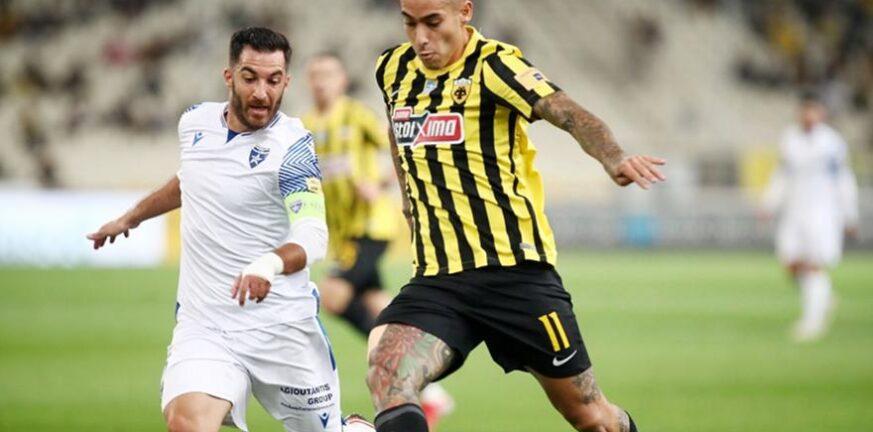 Super League 1: Επικίνδυνη έξοδος για την ΑΕΚ