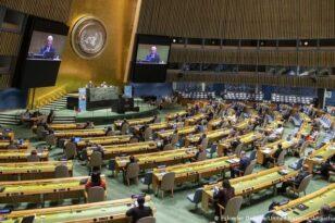 ΟΗΕ: Στο επίκεντρο κλιματική αλλαγή και πανδημία