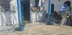 «Δάκρυσε» η Ρόδος στην κηδεία της 32χρονης Ντόρας ΦΩΤΟ