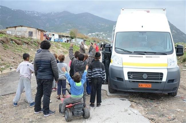 Επιστολή Πελετίδη σε Κεραμέως για την εκπαίδευση παιδιών Ρομά - Τι ζητάει